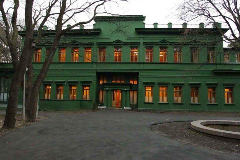 1. Дача Сталина в Кунцево архитектура, дача, дом, недвижимость