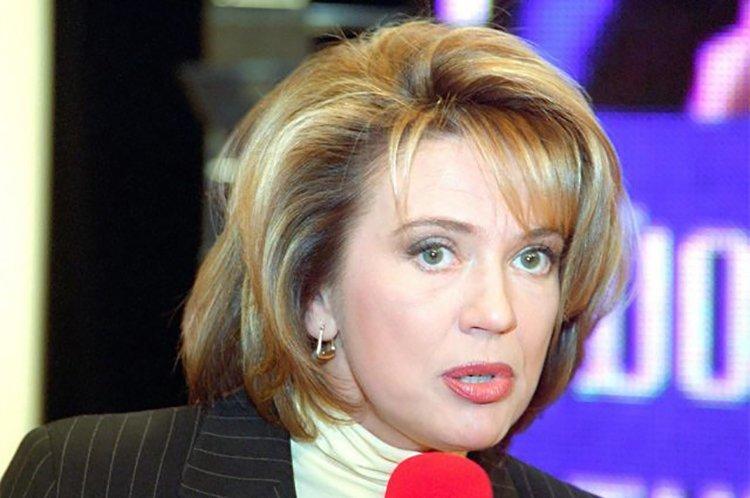 Светлана Сорокина 90-е, звезды, телеведущие
