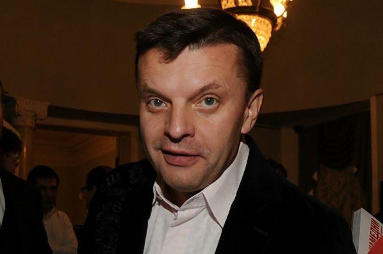 Леонид Парфенов 90-е, звезды, телеведущие