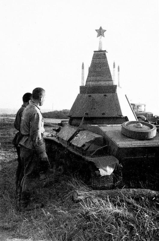 Памятник Т-70, музей, танк