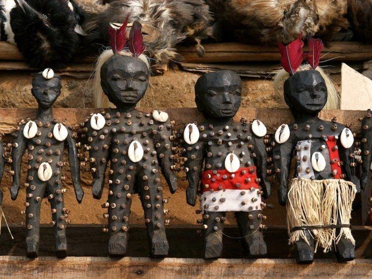 7. Вуду-рынок в Того. Странные места, авто, города, интересно, музей, путешествие, путешествия