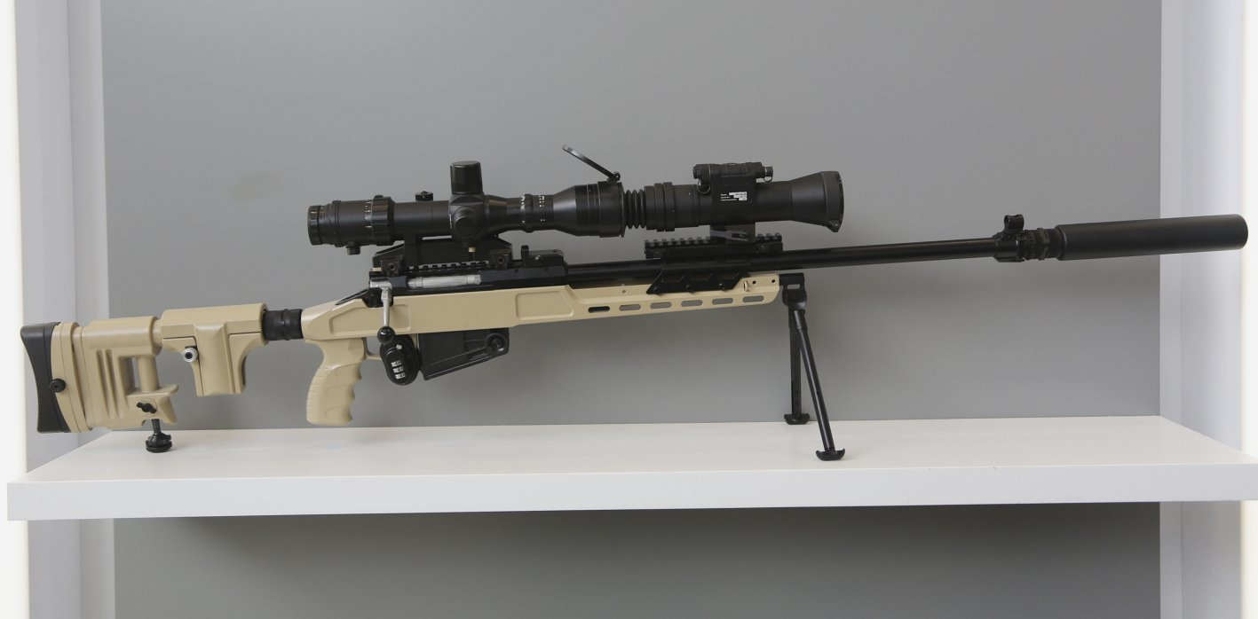Фото и характеристики снайперских винтовок