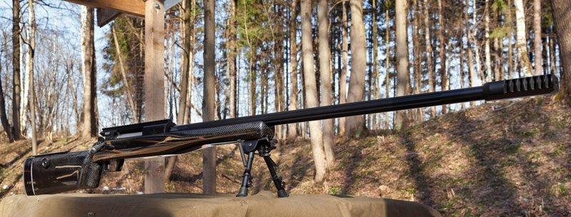 2. СВЛК-14С (СУМРАК) - дальнобойный страж ORSIS Т-5000 М, ВСВ-338, снайперская винтовка