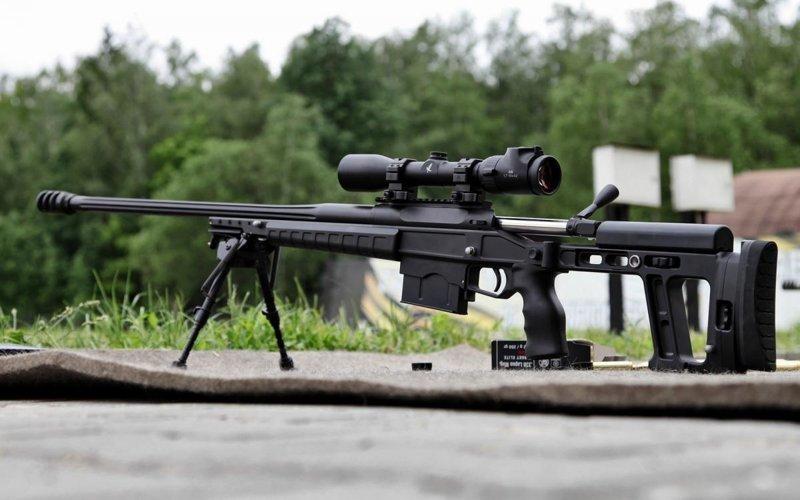 5. ORSIS Т-5000 М - оружие для снайперской элиты ORSIS Т-5000 М, ВСВ-338, снайперская винтовка