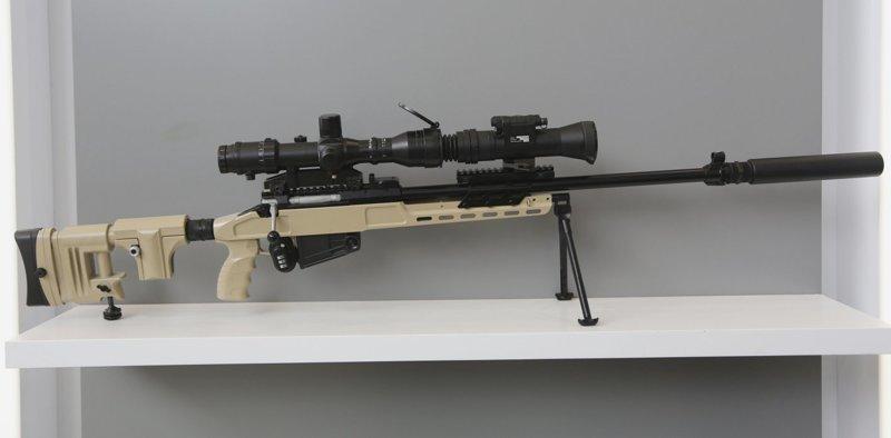 Убойные новинки: топ-5 перспективных российских снайперских винтовок ORSIS Т-5000 М, ВСВ-338, снайперская винтовка
