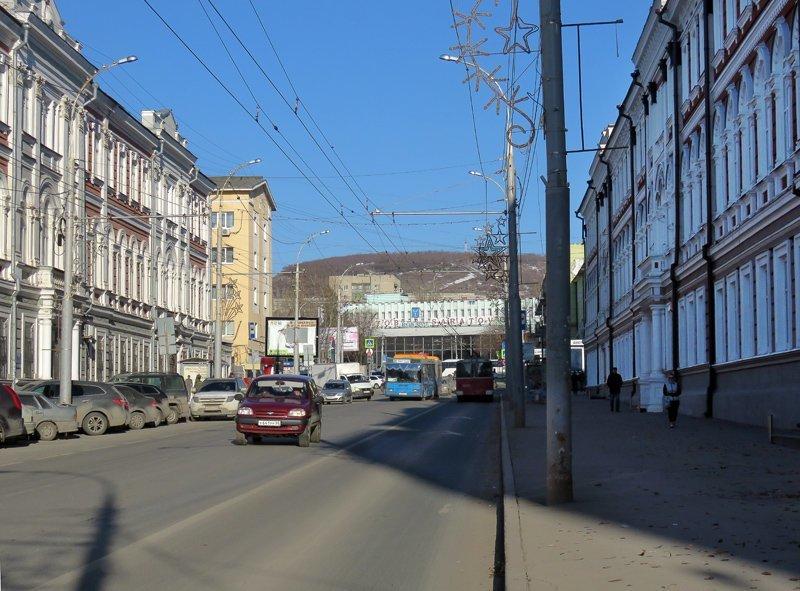 Саратов. Часть 2: Московская улица путешествия, факты, фото