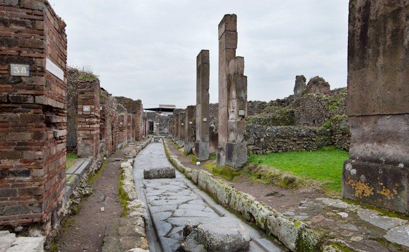 Коротко о гибели Помпеи Везувий Древний мир Помпеи Катастрофа Гибель, история, факты
