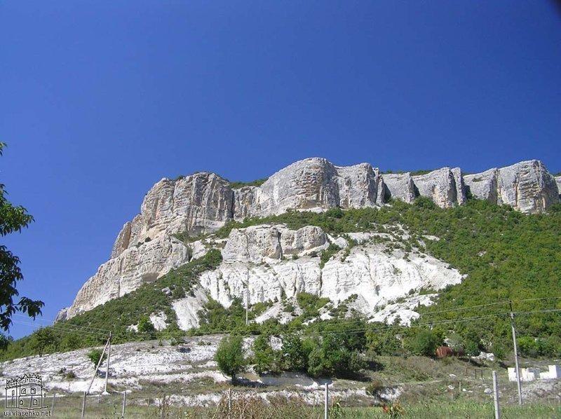Горы над селом Красный мак красота, крым, природа, путешествие, растения, репортаж
