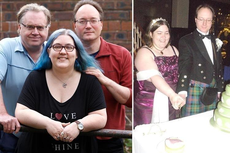 44-летняя американка живет с 2 мужчинами и встречается с 2 бойфрендами. И никто из них не возражает! Любовь, в мире, история, люди, отношения