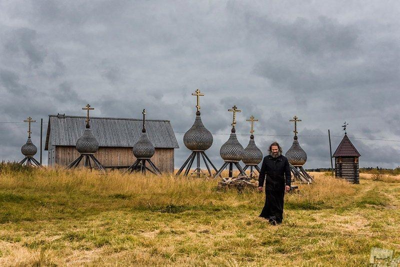 Купола © Виталий Новиков / Мурманск   Best of Russia, в мире, кадр, конкурс, люди, россия, фото