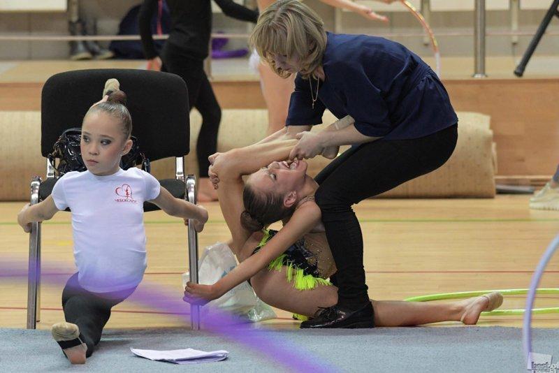 Юные гимнастки © Григорий Сысоев / Пирогово Best of Russia, в мире, кадр, конкурс, люди, россия, фото