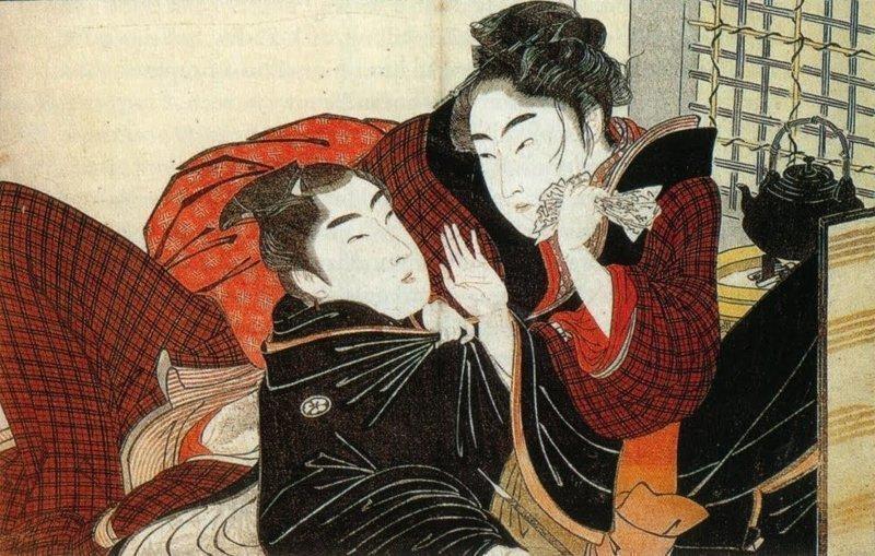 Японский опыт гомосексуализм, интересные факты, подборка фактов, традиции, факты