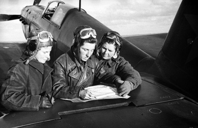Небо Белой Лилии. Летчик-истребитель Лидия Литвяк ВОВ 1941-1945, СССР, герои, летчики, память