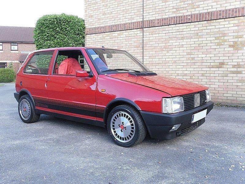 10. Fiat Uno авто, авторынок, курьез, название, ругательство, топ-10