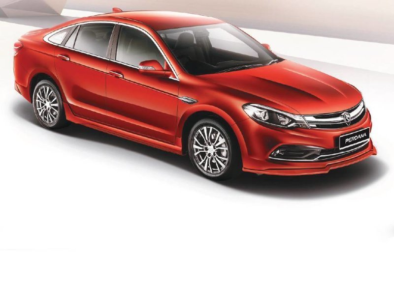 8. Proton Perdana авто, авторынок, курьез, название, ругательство, топ-10
