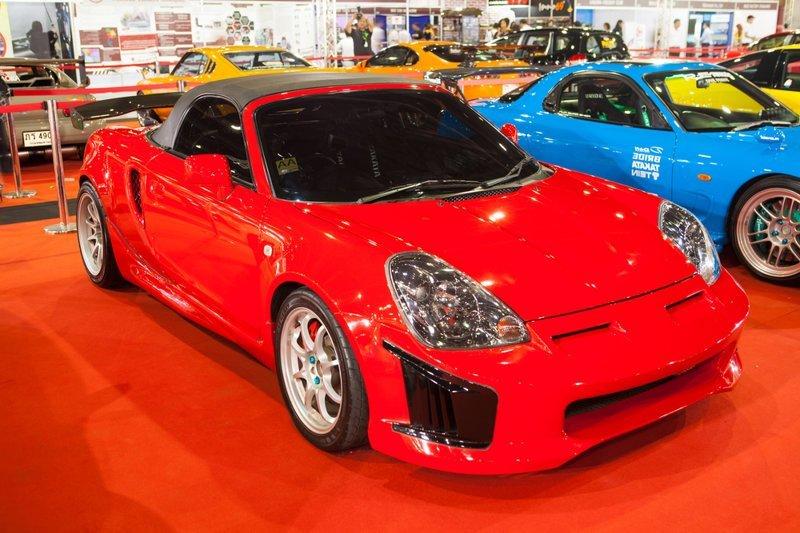 4. Toyota MR2 авто, авторынок, курьез, название, ругательство, топ-10