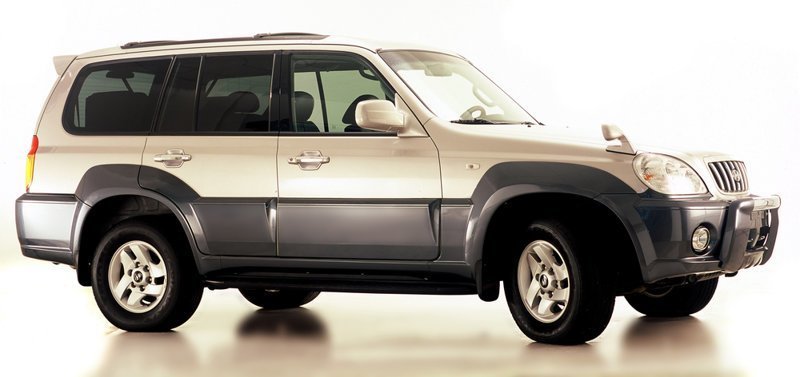5. Hyundai Terracan авто, авторынок, курьез, название, ругательство, топ-10