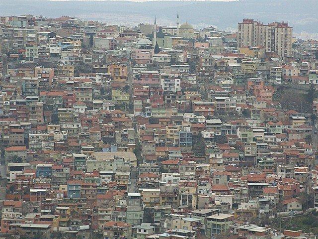 """Кварталы городских трущоб - так называемые """"гедже конду"""". грязь, изнанка, курорты, нищета, путешествия, трущобы"""