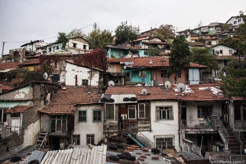 Шокирующая изнанка популярных курортов грязь, изнанка, курорты, нищета, путешествия, трущобы