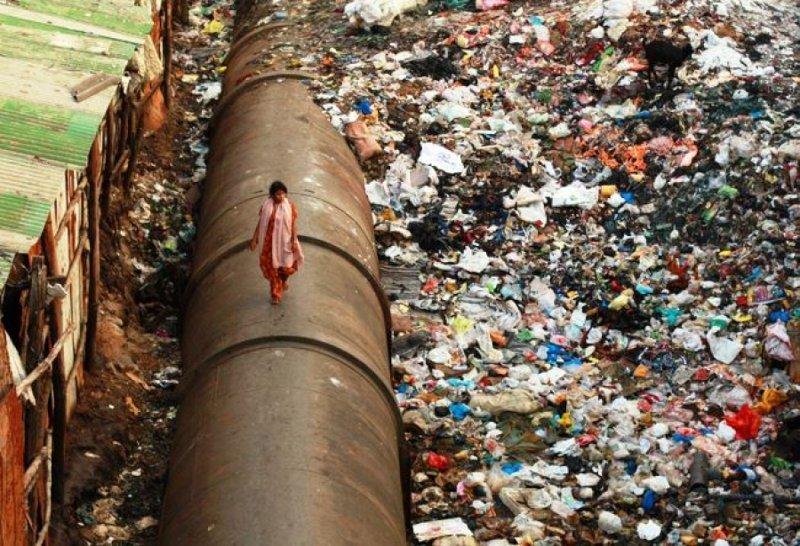 Трущобы Мумбаи грязь, изнанка, курорты, нищета, путешествия, трущобы