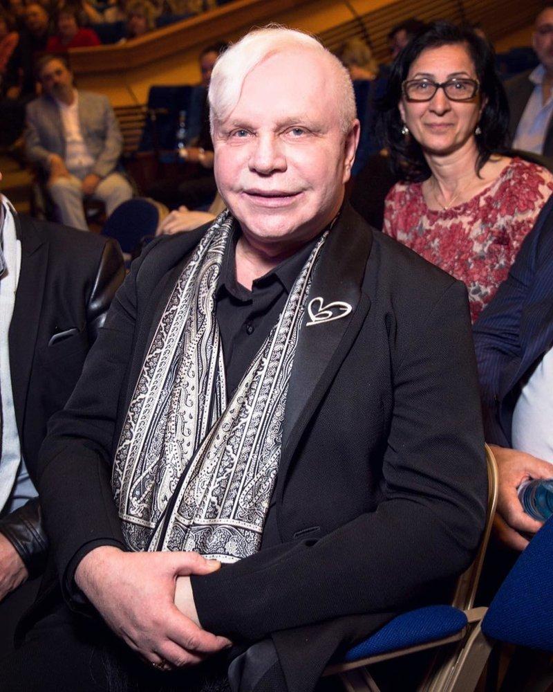 Борис Моисеев атака клонов, пластическая хирургия, страсти-мордасти, шоубиз