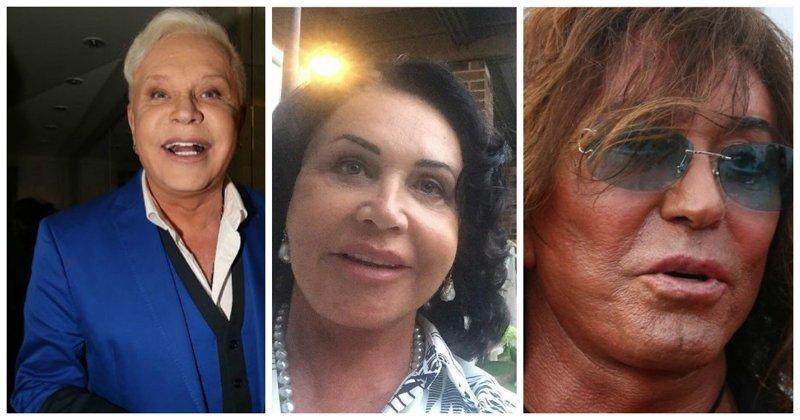 Одно лицо на всех: звезды - близнецы атака клонов, пластическая хирургия, страсти-мордасти, шоубиз