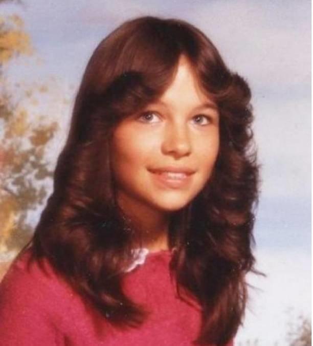 Милая и скромная брюнетка: Памела Андерсон до пластических операций выглядела совсем иначе Андерсон, Памела, фотография