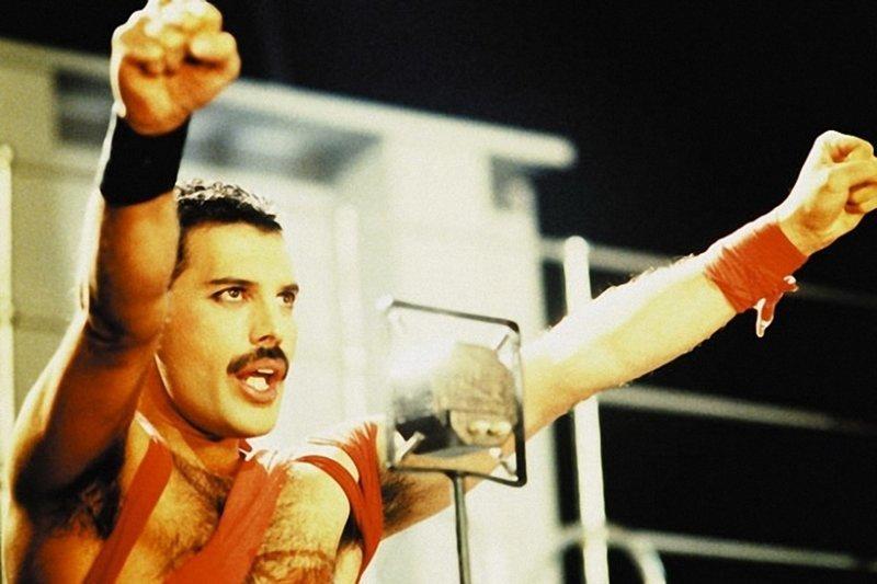 Queen завоевали звание «самого переоцененного коллектива» Queen, ynews, интересное, рейтинг, рок, список, фото