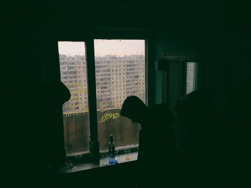 Добро пожаловать в спальную Россию: панельная романтика во дворе, дворы, на районе, панельки, спальная россия, спальные районы
