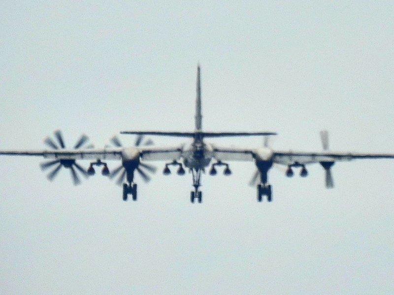 Ту-95МС с крылатыми ракетами Х-101/102 102, Ту-95МС, Х-101, крылатыми ракетами