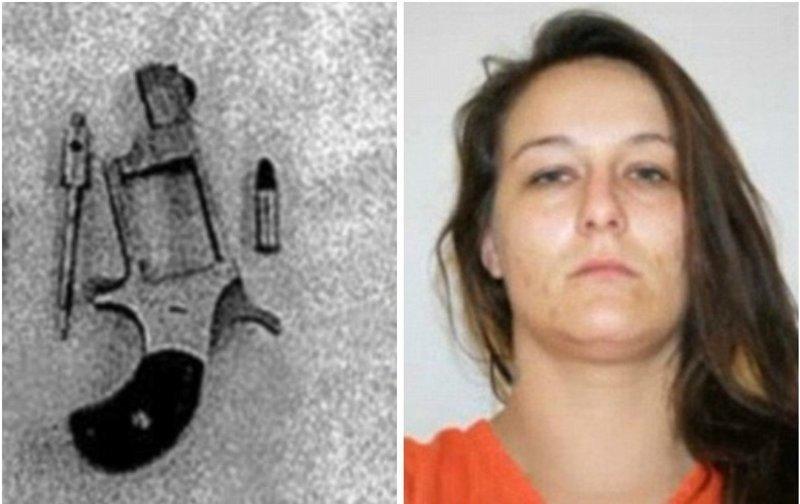 Американку засудят за пистолет в вагине наркотики, оружие, пистолет, преступление, сша