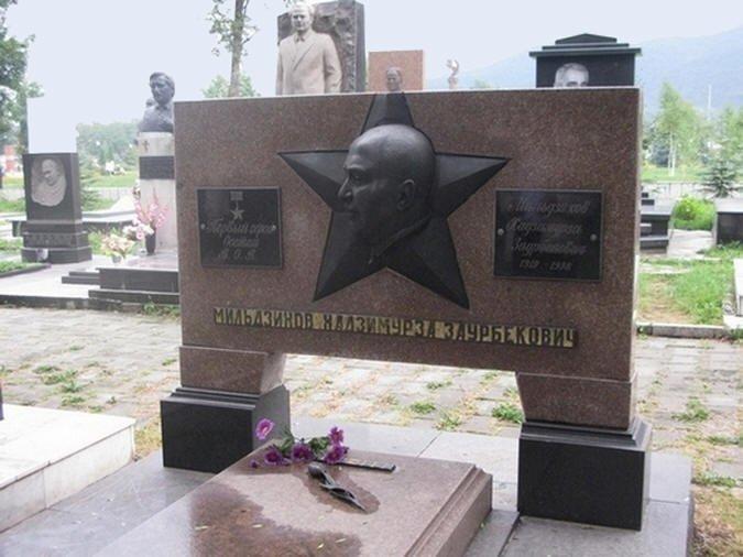 Мирная жизнь Великая отечественая война, Хаджимурза Мельдзихов, Храбрый пастух, герой советского союза, история
