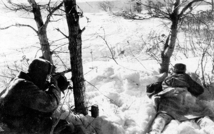 Отважный разведчик Великая отечественая война, Хаджимурза Мельдзихов, Храбрый пастух, герой советского союза, история