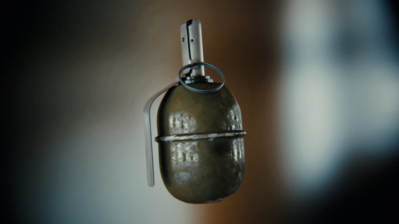 Смерть в кулаке. Пять самых необычных ручных гранат в мире LU 213, MK3, Ручные гранаты