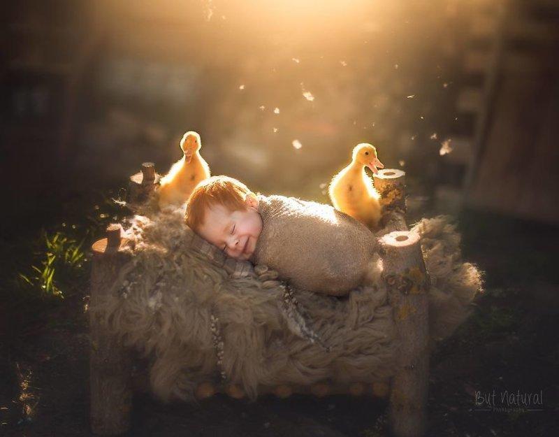В этих фотографиях столько нежности и трепета, что они растопят любое сердце дети, животные, малыши, мило, мимиметр, младенцы, фото, фотографы