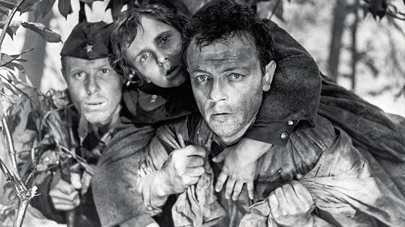 Живые и мертвые (1963) Великая Отечественная Война, весна, война, кино, победа, фильмы
