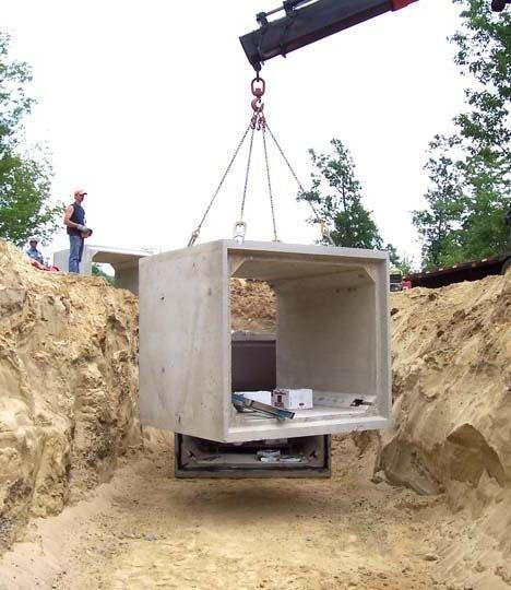 Кстати говоря, очень многие американцы при строительстве дома делают закладку под бункер. И это не шутка бомбоубежища, бункеры, военное, выживание, интересное, факты