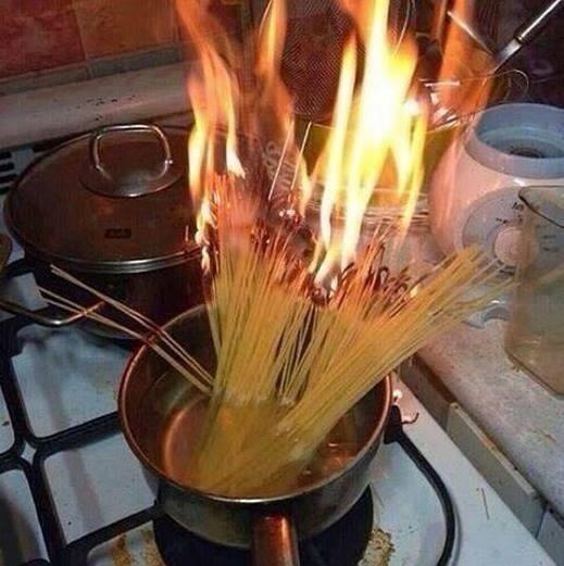 """2. """"Махмуд, зажигай!"""" готовка, еда, забавно, пища, подборка, пьяные, юмор"""