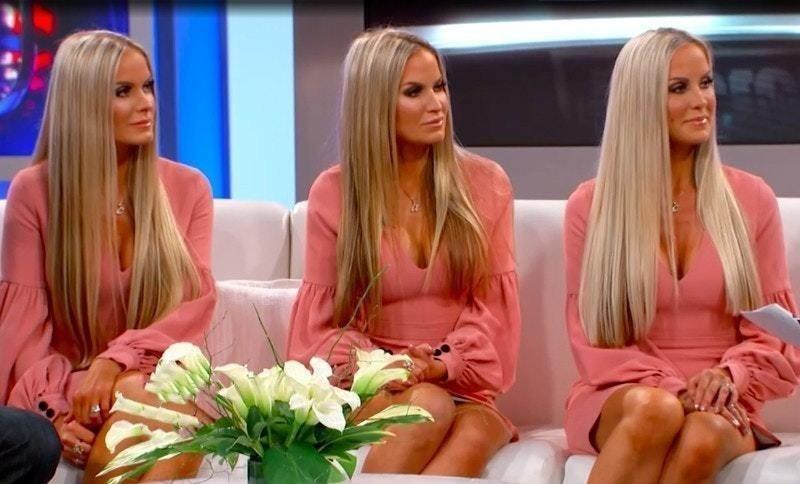 Загадки природы: три идентичные близняшки прошли тест на ДНК, и оказалось, что у них разные корни близнецы, в мире, днк, интересно, люди, сестры, ученые