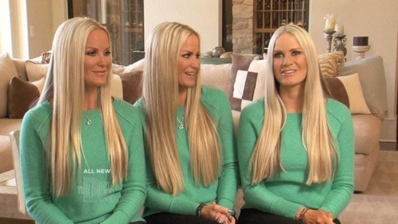 Девушки знали, что карьера моделей неустойчива, поэтому заручились запасным планом близнецы, в мире, днк, интересно, люди, сестры, ученые