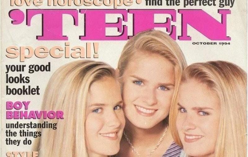 Их модельная карьера началась, когда им было по 16 лет близнецы, в мире, днк, интересно, люди, сестры, ученые