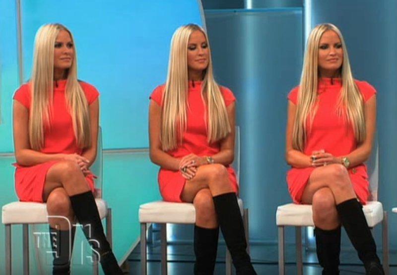 Знакомьтесь, Николь, Эрика и Жаклин Дан, тройняшки, которым повезло не только родиться в любящей семье, но еще и стать успешными моделями близнецы, в мире, днк, интересно, люди, сестры, ученые