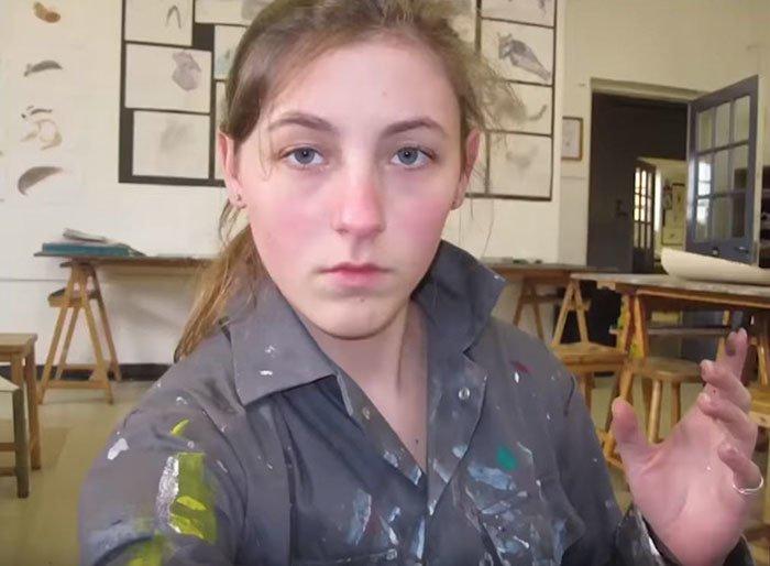 Крутое таймлапс-видео: ежедневное селфи в течение 8 лет видео, видеопроект, внешность, изменение, интересно, таймлапс, таймлапс-видео