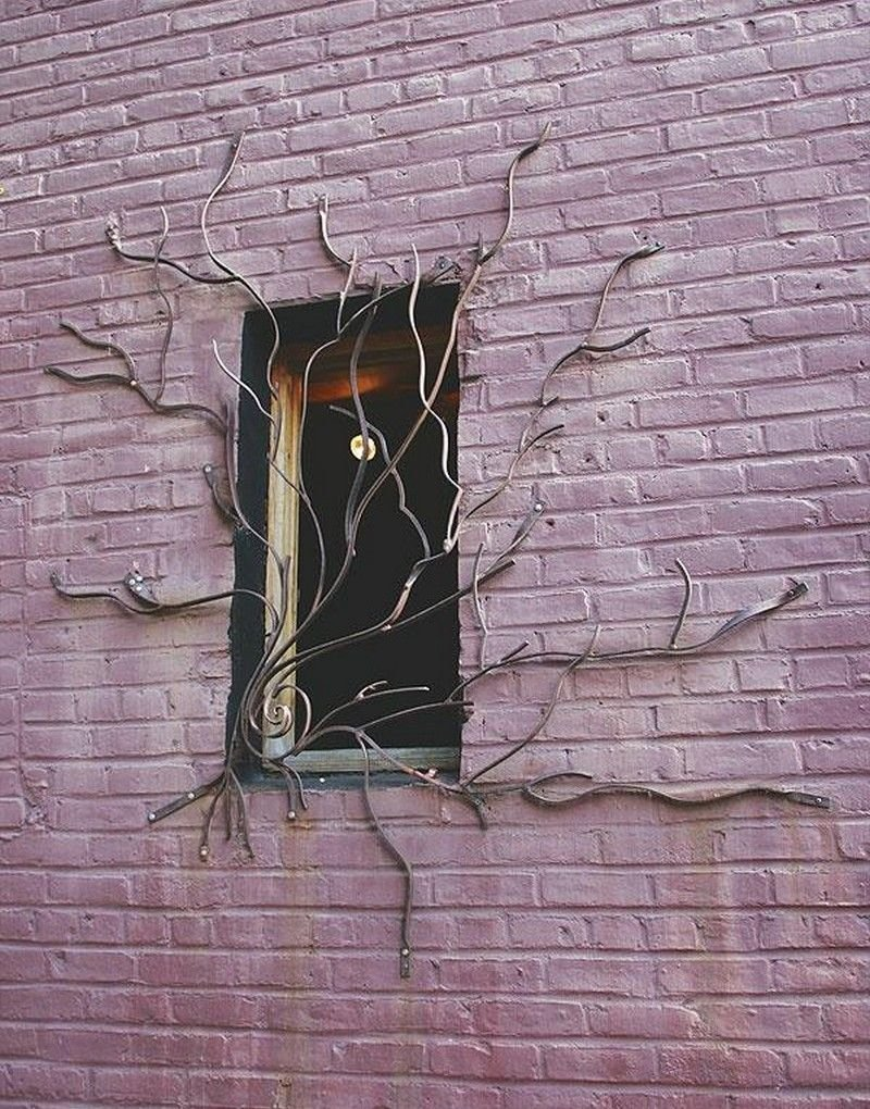 5. безопасность, дизайн, интересно, квартира, оригиналы, решетки, решетки на окна, фото