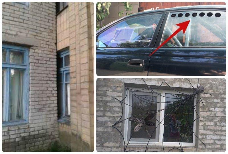 Очень интересный пост об окнах, точно говорю безопасность, дизайн, интересно, квартира, оригиналы, решетки, решетки на окна, фото