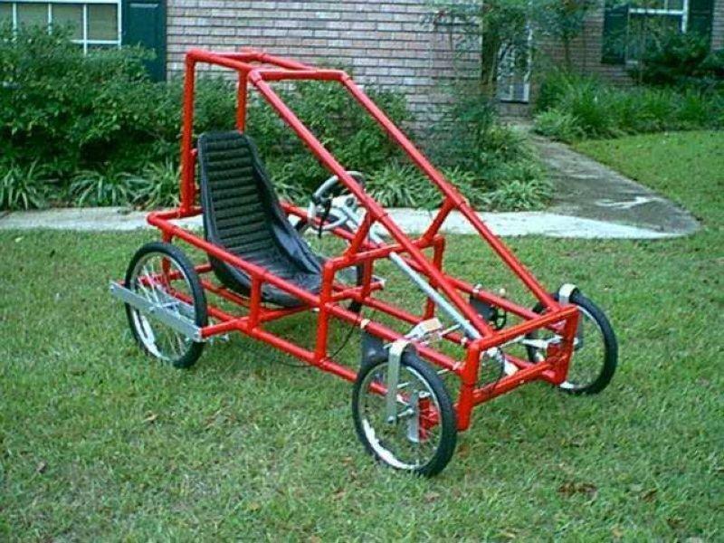 """""""Спорт-кары"""" и """"байки"""", которые приведут в восторг каждого Фабрика идей, байк, велосипед, интересно, картинг, коляска, смешно"""