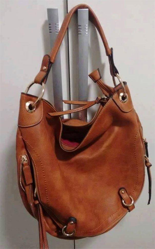 Развесёлая сумка иллюзии, прикол, фотофакт, юмор