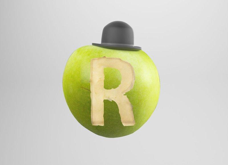 Рене Магритт алфавит, буква, дизайн, креатив, фантазия