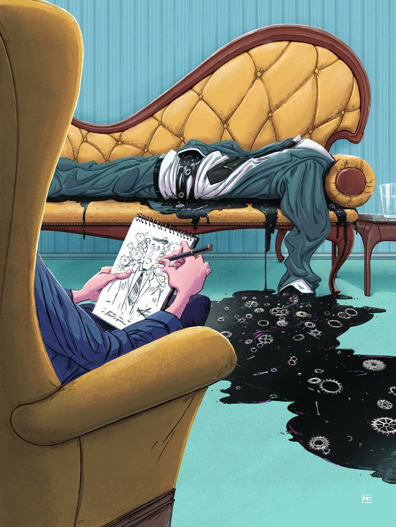 Терапия Михаил Дзекан, в мире, карикатура, люди, мир, рисунок, фантазия, художник