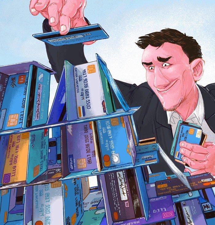 Карточная игра Михаил Дзекан, в мире, карикатура, люди, мир, рисунок, фантазия, художник